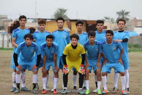 شباب أمانة بغداد يخسر من نظيره شباب الحسين، بثلاثة أهداف مقابل هدفين .