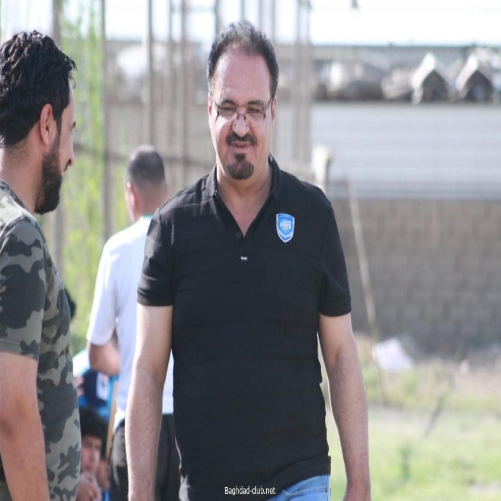ضمن منافسات الجولة الخامسة من الدوري العراقي لفئة ( الرديف )