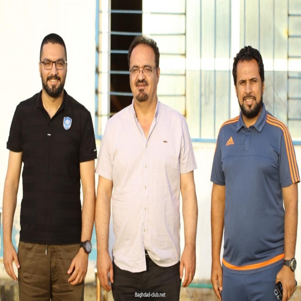 شباب نادي امانة بغداد يحقق الفوز على نظيره فريق الكهرباء